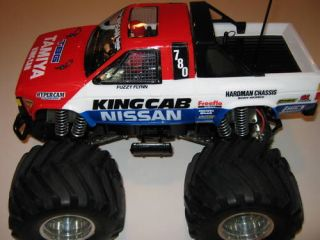 tbg nissan king cab body hilux hi lux monster from