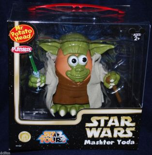 disney star wars potato head mashter yoda new time left