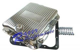 aluminum transmission oil pan chevy gm 700r4 4l60e time left