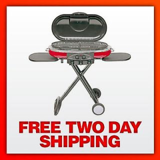 Coleman 9949 750 Road Trip Grill LXE with Detachable Side Tables