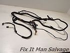 01 Skidoo Summit 800 Main Wiring Harness / OEM Frame Chassis Wire Loom