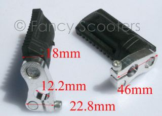 Newly listed Lot of Pocket Bike Foot Pegs whole sale price (10 Pairs