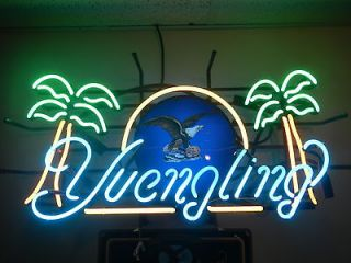 yuengling neon with palm trees  179 99