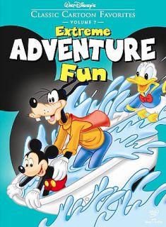 Classic Cartoon Favorites   Volume 7 Extreme Adventure Fun
