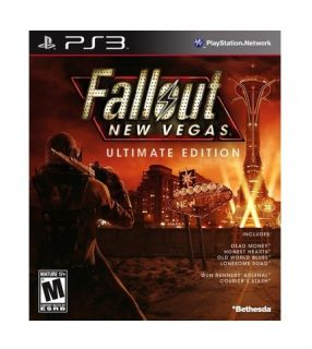 Fallout New Vegas Ultimate Edition Sony Playstation 3, 2012