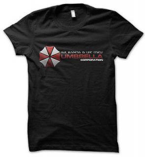 umbrella corporation t shirt in Entertainment Memorabilia