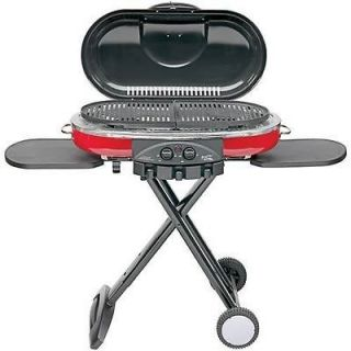 Newly listed Coleman Roadtrip LXE Portable Propane Camping Grill