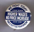Union labels Menswear Vintage Clothing UGWA United Garment Workers
