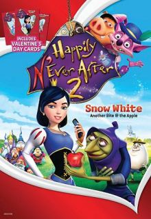 Another Bite the Apple DVD, 2010, With 3 Valentines Day Cards