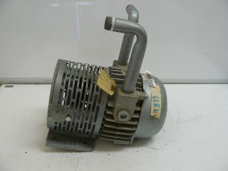 gast 2567 v103 rotary vane compressor vacuum pump time left