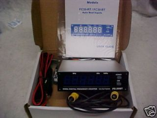 fc30bt blue frequency counter connex galaxy cb radio time left