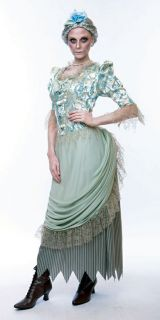Stories Haunted Victorian Adult Womens Halloween Costume Fancy Dress