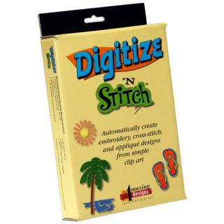 amazing designs embroidery software digitze n stitch easyterms 49000