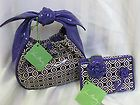 Frill Tippy Tie Girls Purse SIMPLY VIOLET Best Bud Wallet Set $52