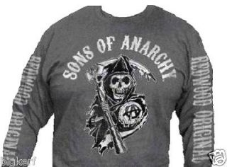 Sons of Anarchy {SOA Redwood Original} Fear the Reape​r SAMCRO T