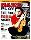 Bass Player Magazine February 2002 13/2 Dirk Lance Incubus
