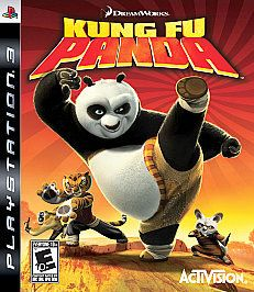 kung fu panda rare playstation 3 game ps3 kids time