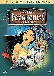 Newly listed Walt Disneys Pocahontas (DVD, 2005, 2 Disc Set)