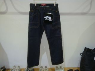 JUNYA WATANABE COMME DES GARCONS X LEVIS JEANS NEW MADE IN JAPAN