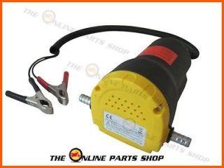 12v Fluid Oil Diesel Extractor Siphon Pump Atlas Honda CD 100 / 70