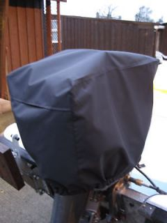 outboard motor boat engine cover 150 300 hp size7 black