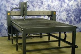 INDUSTRIAL BUILT 5X10 CNC PLASMA TABLE/ CUTTING SYSTEM 12,995