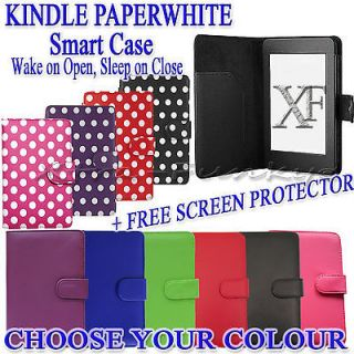 Kindle 3 wifi 3G Flip Leather Case Cover ~Black