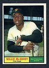 1961 topps 517 willie mccovey san francisco giants buy it