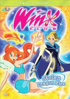 WinX Club   Vol. 4 The Stolen Dragon Fire DVD, 2006