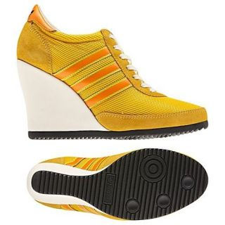 auth adidas originals women jeremy scott arrow wedge shoes