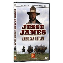 jesse james american outlaw dvd history channel