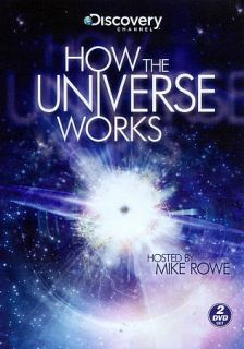 How the Universe Works (DVD, 2011, 2 Dis