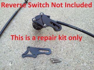 Yamaha Raptor 660 / 700 700R Reverse Switch Repair Plate/Kit