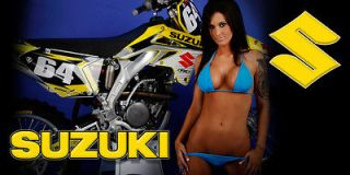 Dirtbike Chic 4   Honda Yamaha Suzuki Kawasaki Motorcycle Dirt Bike