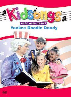 Kidsongs   Yankee Doodle Dandy (DVD, 200