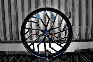 21 Custom Motorcycle wheel for Harley Davidson Bagger, touring,