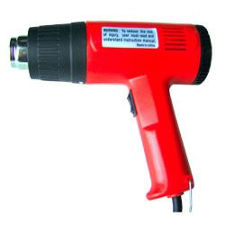 1200W ELECTRIC HEAT GUN Paint Stripping Shrink Wrap Home Power Tools
