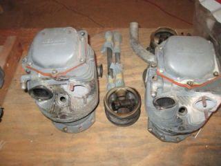Longeze Project Burt Rutan Long EZ Lycoming Engine Plans Experimental