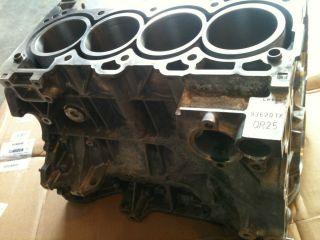 2007 2011 Nissan Sentra Rogue Altima OEM QR25DE Engine Block 2 5L 2 5