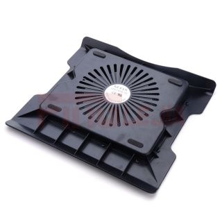 Notebook Super Heat Cooling Cooler Pad Fan Queit Low Noise B