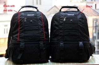 Nylon SLR DSLR Camera Len Case Pouch Gadget Bag Backpack Bag for Canon