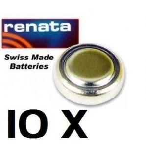 Renata Watch Battery Swiss Made All Sizes Renata Batteries