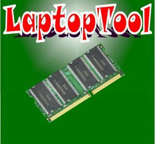 512MB PC133 SDRAM 512 MB 144PINS SODIMM Laptop Notebook