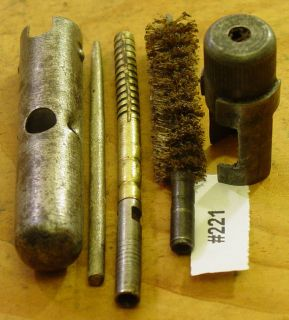 Cleaning Kit SKS Rifle Buttstock Russian Chinese Military Free