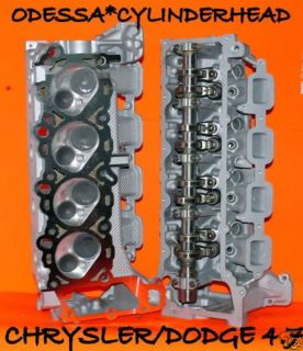 CHRYSLER DODGE JEEP CHEROKEE DAKOTA 4.7 SOHC CYLINDER HEADS (Fits