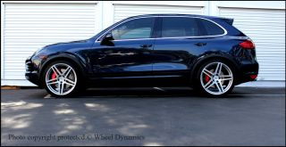 Porsche Cayenne 22 R 55 Wheels Panamera Turbo s Concave Genuine Bolt