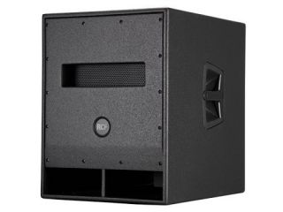 RCF SUB 718 AS 18 Bandpass Active Subwoofer 700W