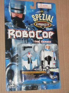 Vintage 90s Robocop Special Forces Toy Island Air Sky Patrol Action