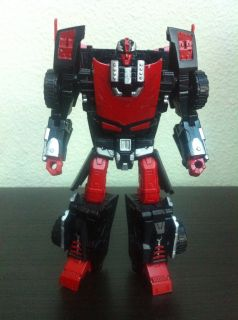 TRANSFORMERS FANSPROJECT SHADOW SCYTHE & CUSTOM DARK HOT ROD