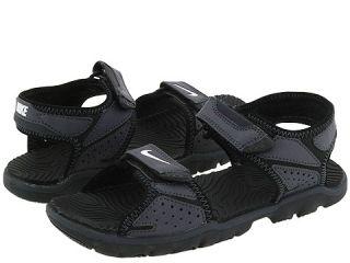 Nike Kids Santiam 5 (Toddler/Youth) Black/White/Anthracite